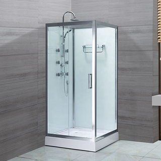 2019 new type real estate investments tempered clear shower rooms glass